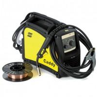 Ηλεκτροσυγκόλληση / Μηχανή συγκόλλησης MIG MAG Caddy Mig C160i